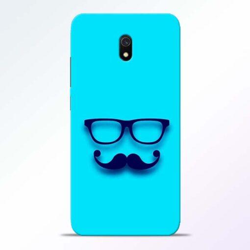 Beard Face Redmi 8A Mobile Cover
