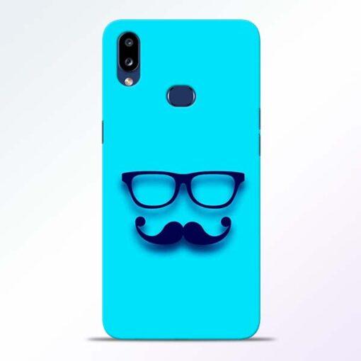Beard Face Samsung Galaxy A10s Mobile Cover