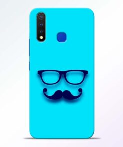 Beard Face Vivo U20 Mobile Cover