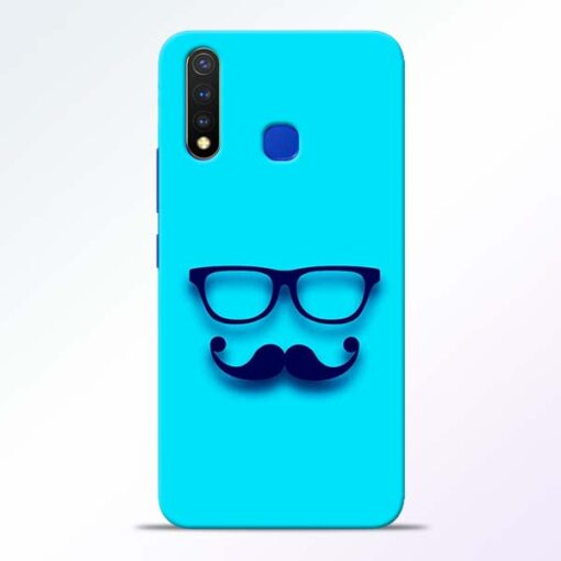 Beard Face Vivo U20 Mobile Cover