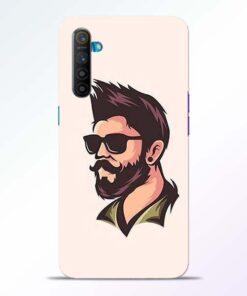 Beard Man Realme XT Mobile Cover