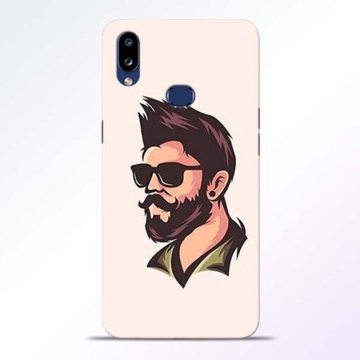 Beard Man Samsung Galaxy A10s Mobile Cover