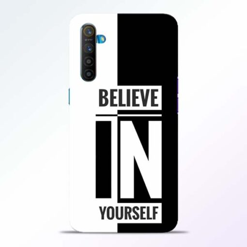 Believe Yourself Realme XT Mobile Cover