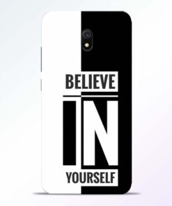 Believe Yourself Redmi 8A Mobile Cover
