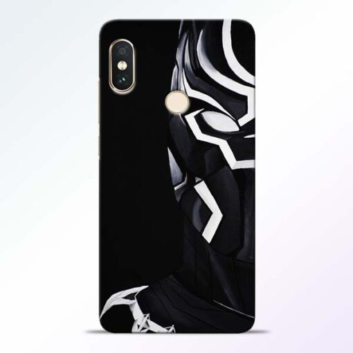 Black Panther Redmi Note 5 Pro Mobile Cover