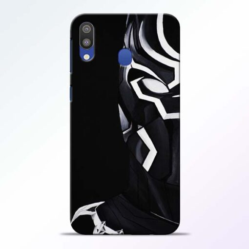 Black Panther Samsung Galaxy M20 Mobile Cover