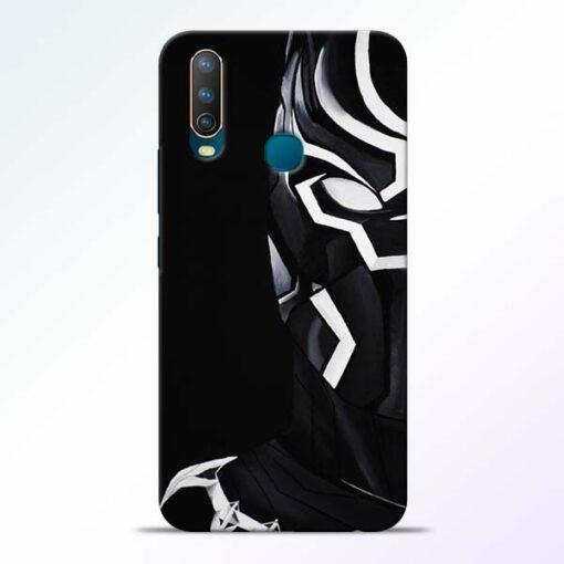 Black Panther Vivo U10 Mobile Cover