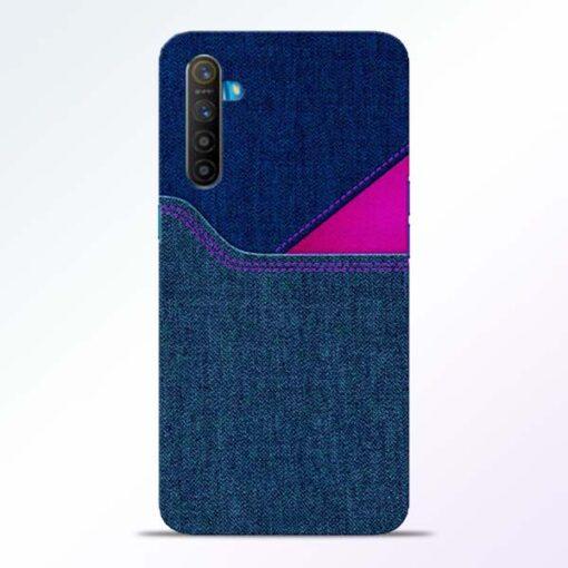 Blue Jeans Realme XT Mobile Cover