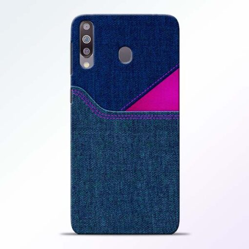 Blue Jeans Samsung Galaxy M30 Mobile Cover