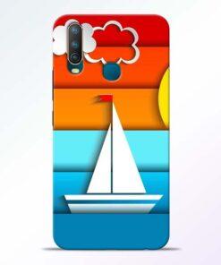 Boat Art Vivo U10 Mobile Cover