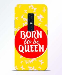 Born Queen Vivo V17 Pro Mobile Cover