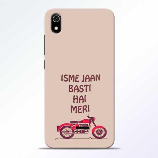 Bullet Love Redmi 7A Mobile Cover