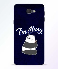 Busy Panda Samsung Galaxy J7 Prime Mobile Cover