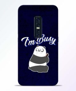 Busy Panda Vivo V17 Pro Mobile Cover