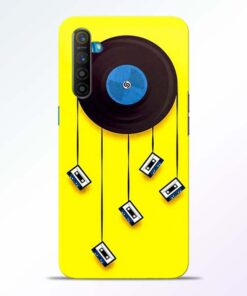 Cassette Tape Realme XT Mobile Cover