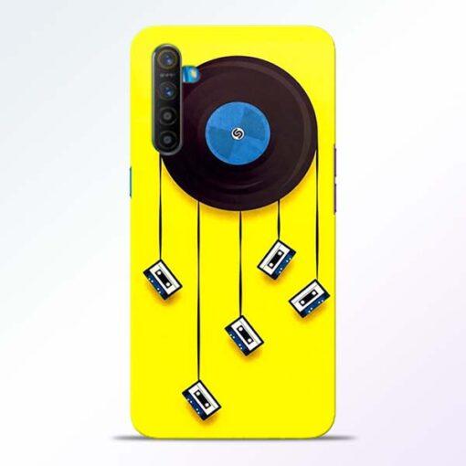 Cassette Tape Realme XT Mobile Cover