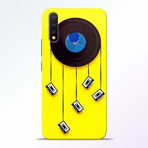 Cassette Tape Vivo U20 Mobile Cover