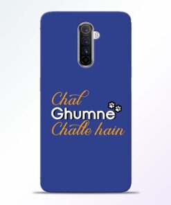 Chal Ghumne Realme X2 Pro Mobile Cover