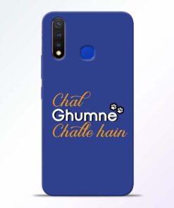 Chal Ghumne Vivo U20 Mobile Cover