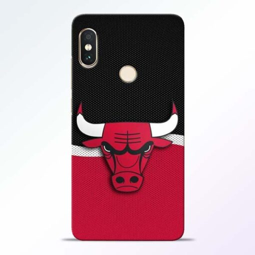 Chicago Bull Redmi Note 5 Pro Mobile Cover