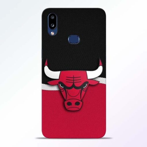 Chicago Bull Samsung Galaxy A10s Mobile Cover
