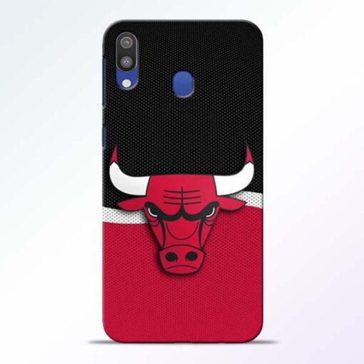 Chicago Bull Samsung Galaxy M20 Mobile Cover