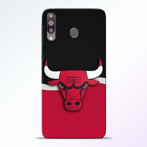 Chicago Bull Samsung Galaxy M30 Mobile Cover