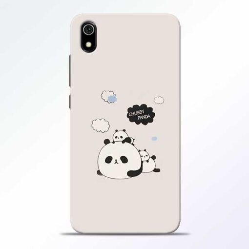 Chubby Panda Redmi 7A Mobile Cover