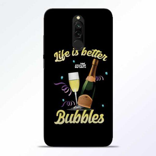 Cocktail Life Redmi 8 Mobile Cover