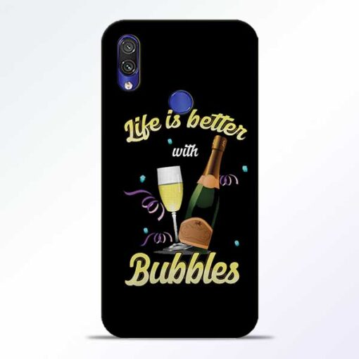 Cocktail Life Redmi Note 7 Pro Mobile Cover