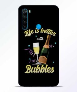 Cocktail Life Redmi Note 8 Mobile Cover