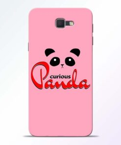 Curious Panda Samsung Galaxy J7 Prime Mobile Cover