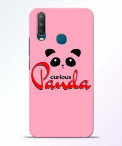Curious Panda Vivo U10 Mobile Cover
