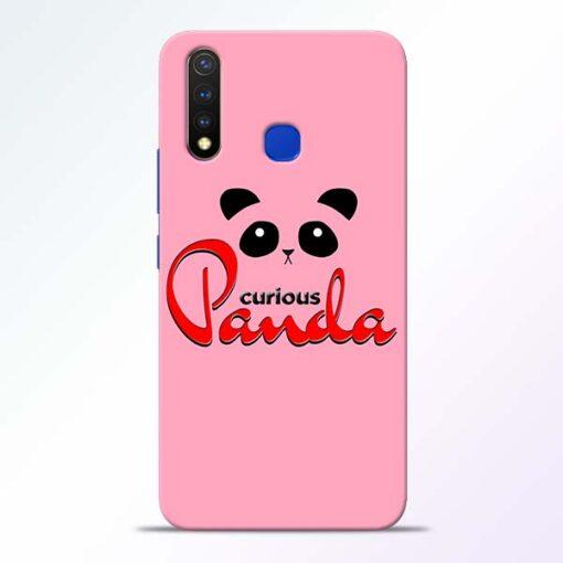 Curious Panda Vivo U20 Mobile Cover
