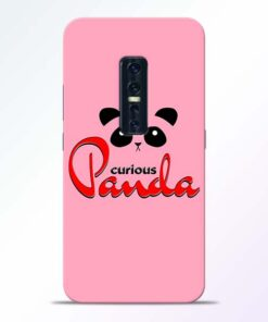 Curious Panda Vivo V17 Pro Mobile Cover