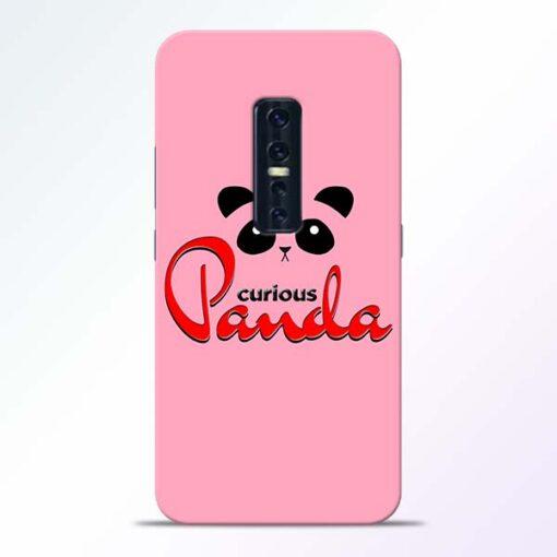 Curious Panda Vivo V17 Pro Mobile Cover