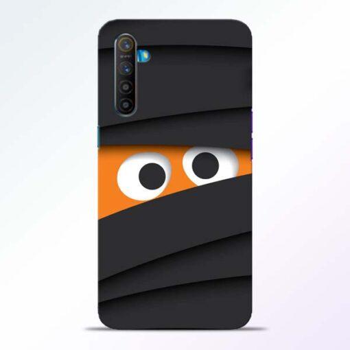 Cute Eye Realme XT Mobile Cover
