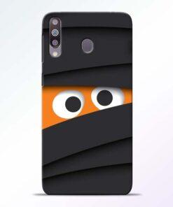 Cute Eye Samsung Galaxy M30 Mobile Cover
