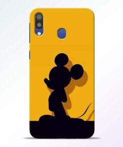 Cute Mickey Samsung Galaxy M20 Mobile Cover
