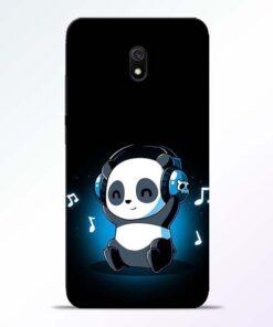 DJ Panda Redmi 8A Mobile Cover