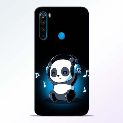 DJ Panda Redmi Note 8 Mobile Cover