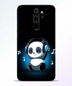 DJ Panda Redmi Note 8 Pro Mobile Cover
