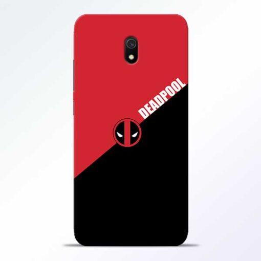 DeadPool Redmi 8A Mobile Cover