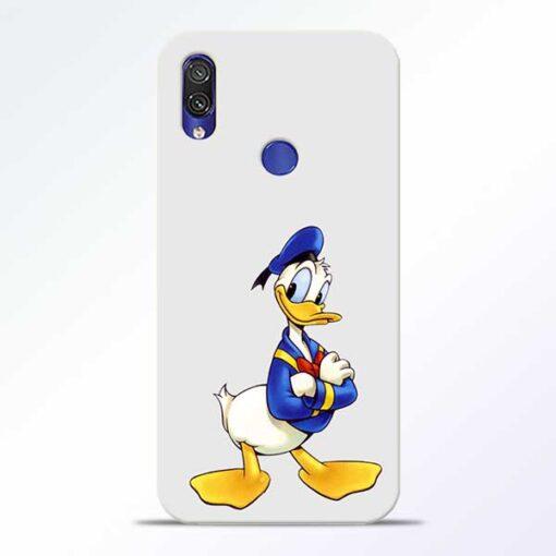 Donald Redmi Note 7 Pro Mobile Cover