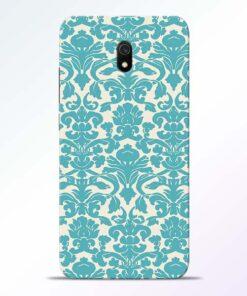 Floral Art Redmi 8A Mobile Cover