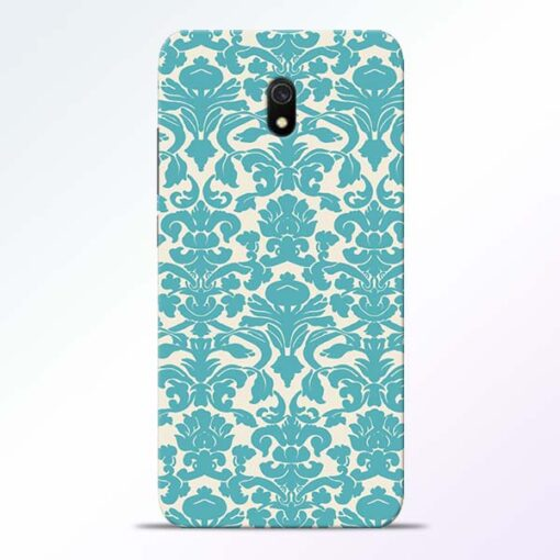 Floral Art Redmi 8A Mobile Cover