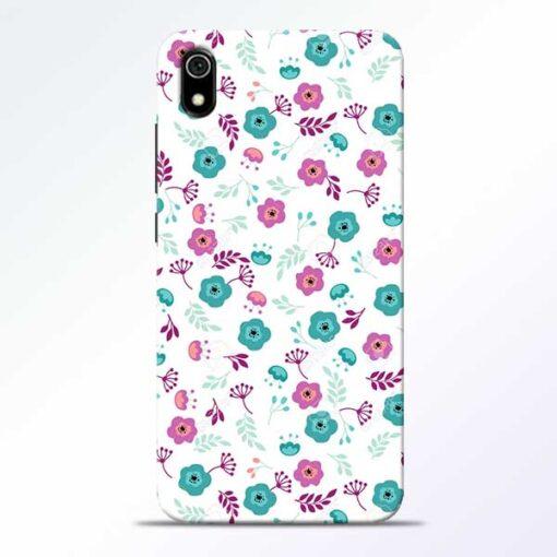 Floral Redmi 7A Mobile Cover