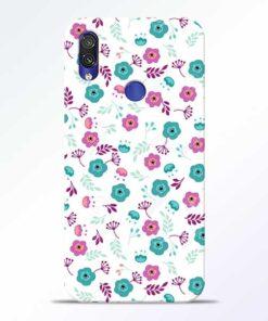 Floral Redmi Note 7 Pro Mobile Cover