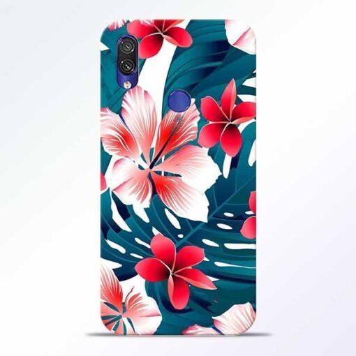 Flower Redmi Note 7 Pro Mobile Cover