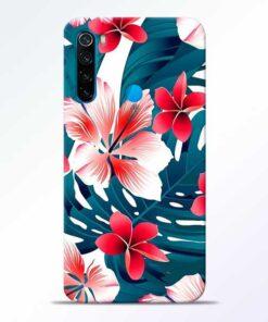 Flower Redmi Note 8 Mobile Cover